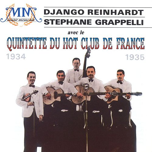 Quintette Du Hot Club De France de Django Reinhardt