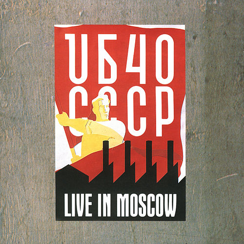 Live In Moscow de UB40