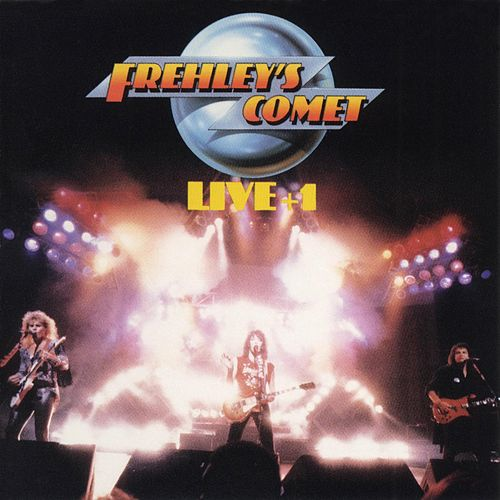 Live + 1 by Ace Frehley