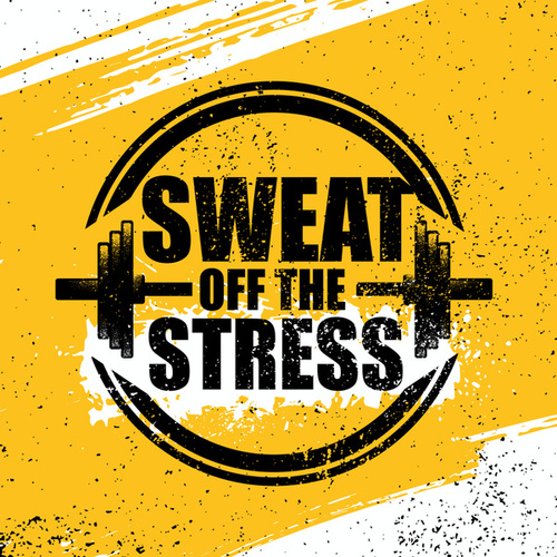 Sweat Off The Stress de Various Artists