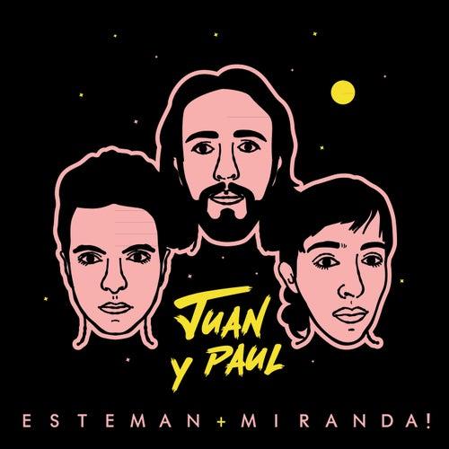 Juan Y Paul by Esteman