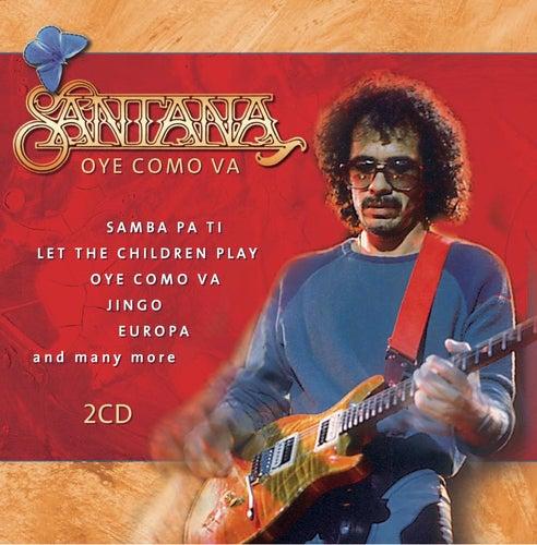 Oye Como Va de Santana