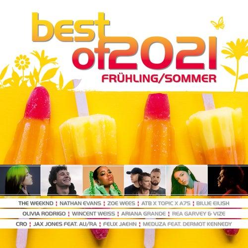 Best Of 2021 - Frühling/Sommer von Various Artists