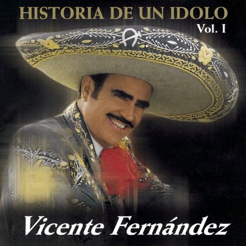 La Historia De Un Idolo van Vicente Fernández