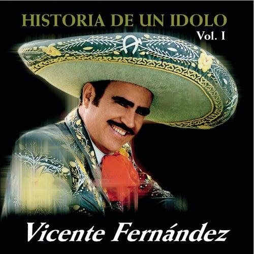 La Historia De Un +dolo de Vicente Fernández