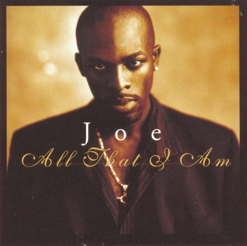 All That I Am von Joe