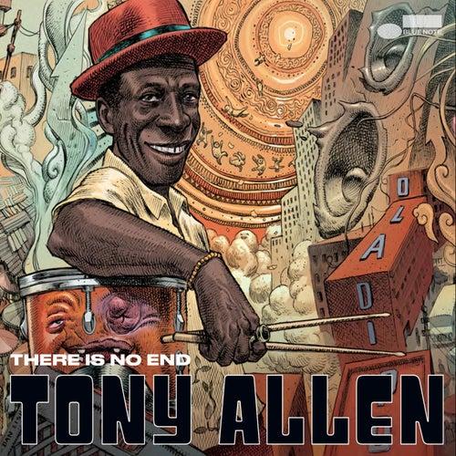 Cosmosis by Tony Allen