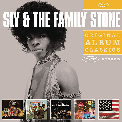 Original Album Classics de Sly & The Family Stone