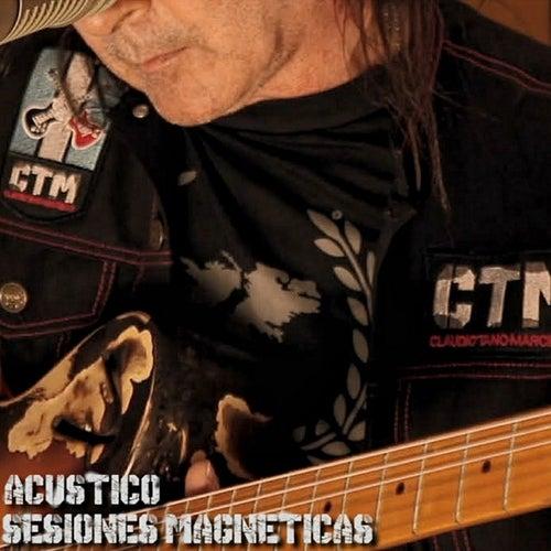 CTM Sesiones Magnéticas (Acústico) de Claudio Marciello
