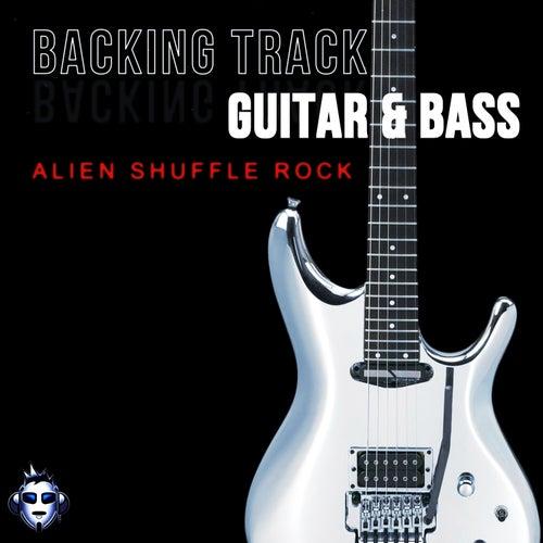 Alien Shuffle Rock Top One Guitar Backing Track E minor fra Top One Backing Tracks