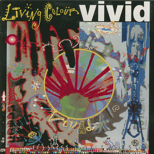 VIVID von Living Colour