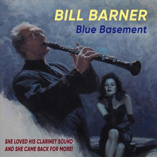 Blue Basement by Bill Barner