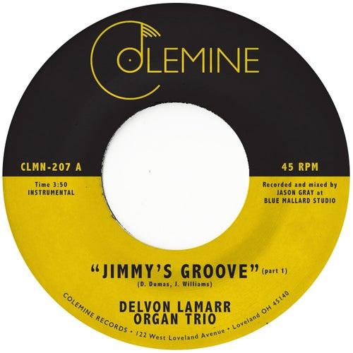 Jimmy's Groove by Delvon Lamarr Organ Trio