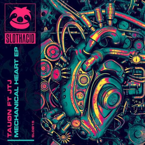 Mechanical Heart EP by Tau0n