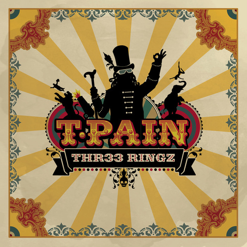 Three Ringz (Thr33 Ringz) [Edited Version] by T-Pain