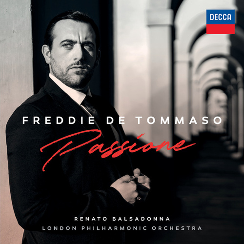 Valente, Tagliaferri: Passione (Orch. Negri) by Freddie De Tommaso