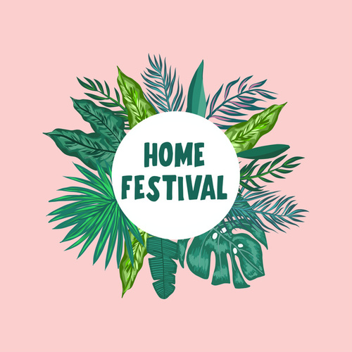 Home Festival by Various Artists