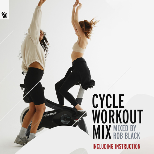 Cycle Workout Mix (Mixed by Rob Black (incl. Instruction)) de Rob Black