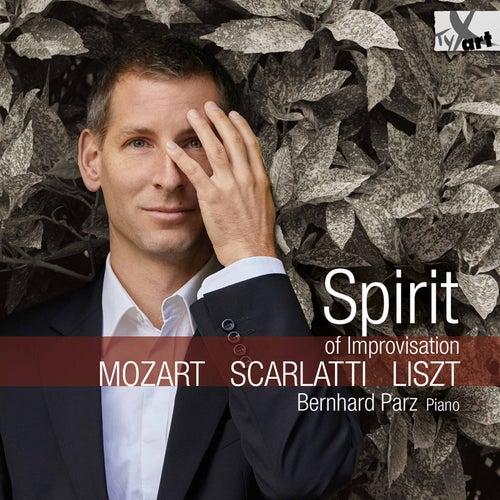 Spirit of Improvisation de Bernhard Parz