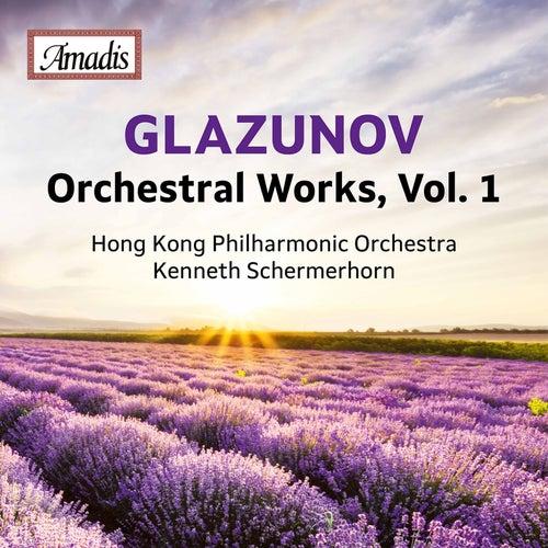 Glazunov: Orchestral Works, Vol. 1 von Hong Kong Philharmonic Orchestra