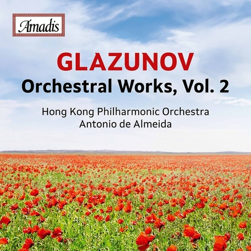 Glazunov: Orchestral Works, Vol. 2 fra Hong Kong Philharmonic Orchestra