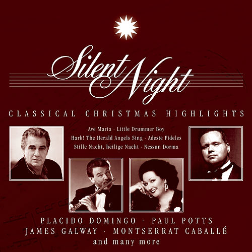 Silent Night - Classical Christmas Highlights de Various Artists