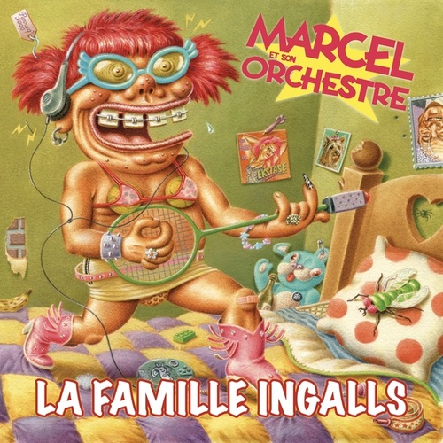 La famille Ingalls (Remastered 2021) von Marcel et son Orchestre