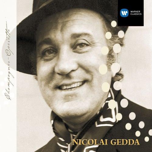 Nicolai Gedda - Champagner-Operette von Nicolai Gedda