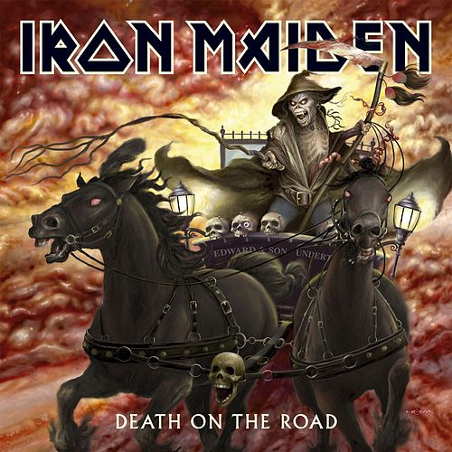 Death on the Road de Iron Maiden