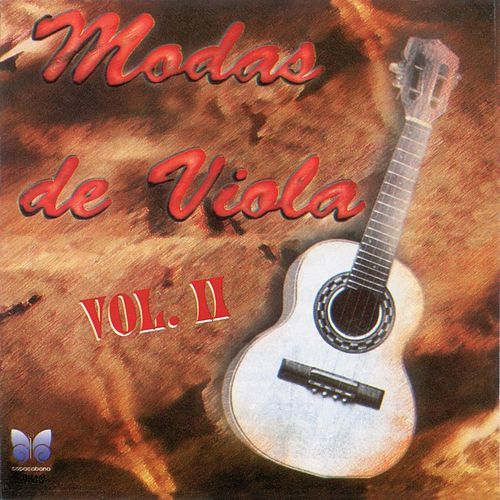 Modas De Viola-Vol.2 de Various Artists