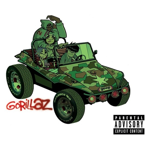Gorillaz von Gorillaz