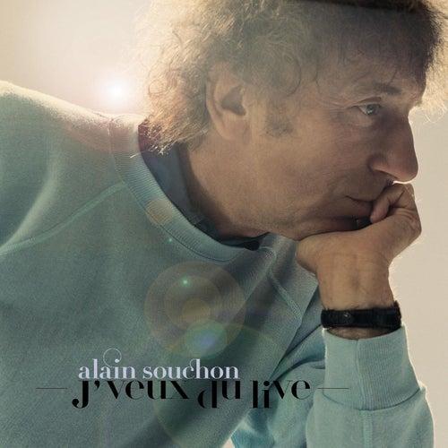 J'veux du Live by Alain Souchon