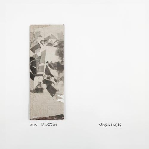 Nordahl Grieg Inger Hagerup (mosaikk) (Single Edit) by Don Martin