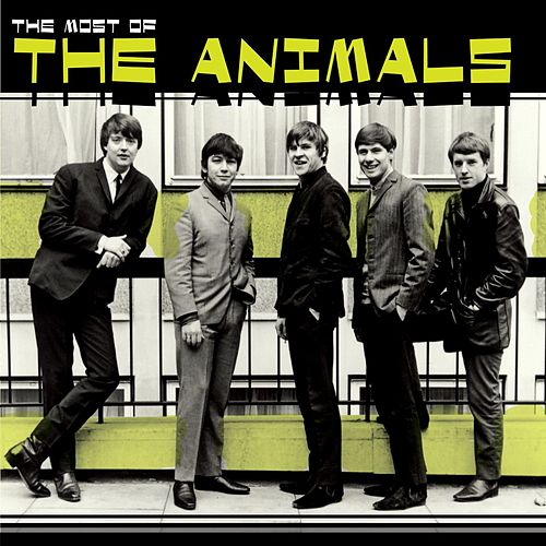 Most Of The Animals de The Animals