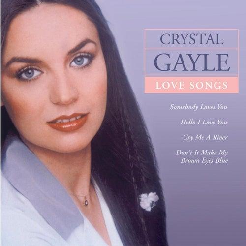 Love Songs de Crystal Gayle