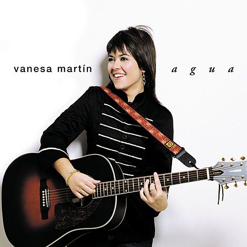 Agua (Reedición) de Vanesa Martin