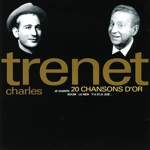 20 chansons d'or de Charles Trenet