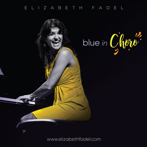Blue in Choro by Elizabeth Fadel