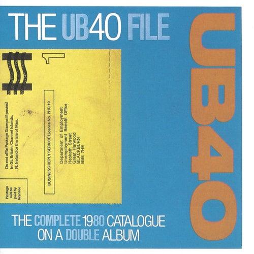 The UB40 File von UB40
