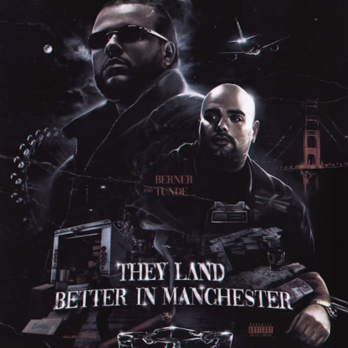 They Land Better In Manchester de Berner