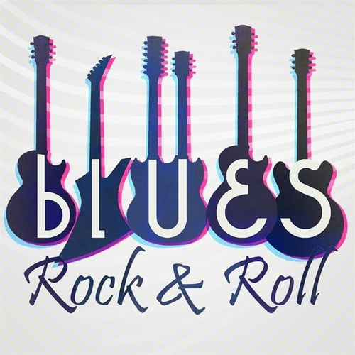 Blues Rock and Roll fra Various Artists