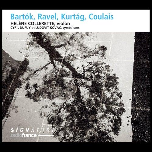 Bartók, Ravel, Kurtág, Coulais von Hélène Collerette