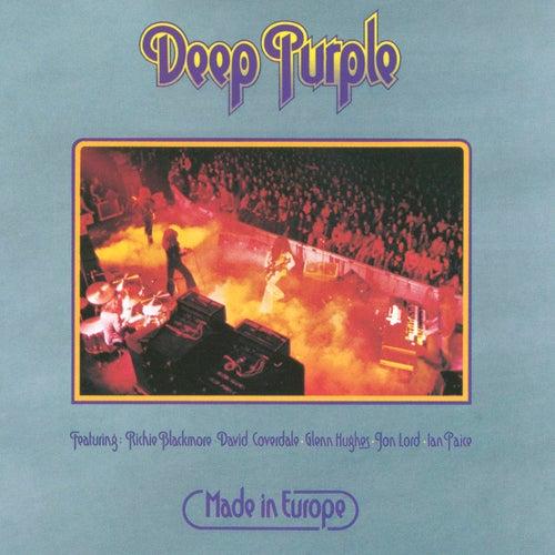 Made In Europe de Deep Purple