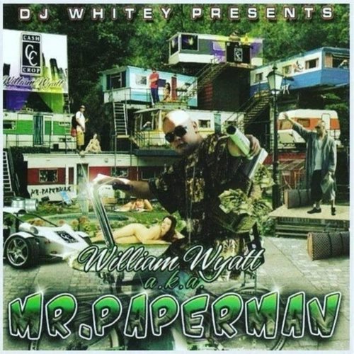 Mr.Paperman by Trill Will