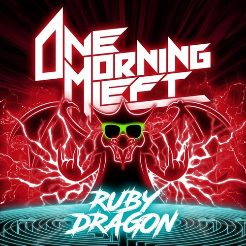 Ruby Dragon by One Morning Left