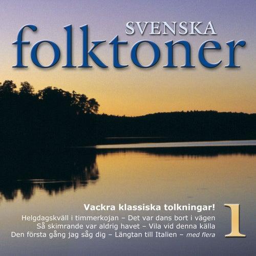 Svenska Folktoner Volym 2 von Tomas Blank