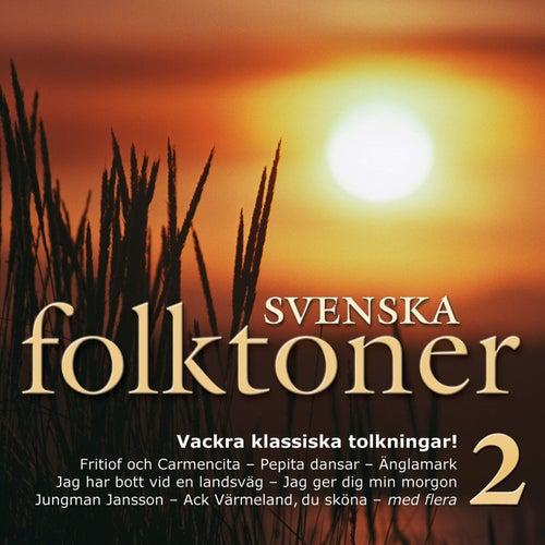 Svenska Folktoner Volym 1 von Tomas Blank
