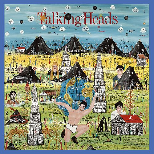 Little Creatures de Talking Heads