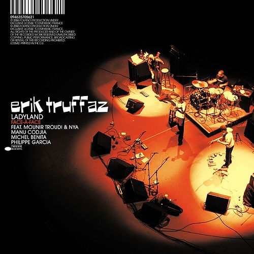 Live Sessions And Unissued Studio Tracks by Erik Truffaz
