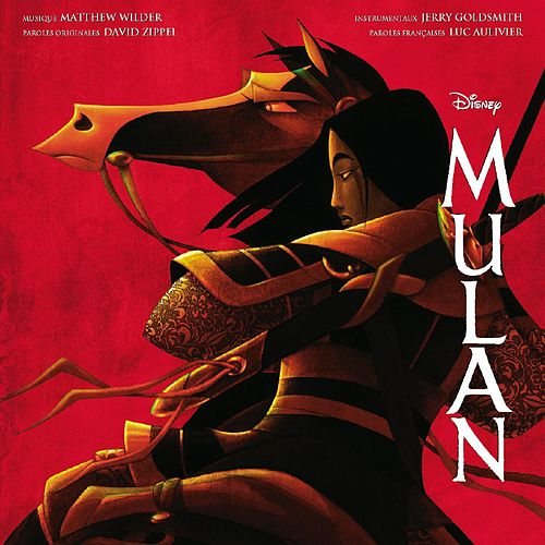 Mulan Original Soundrack de Various Artists